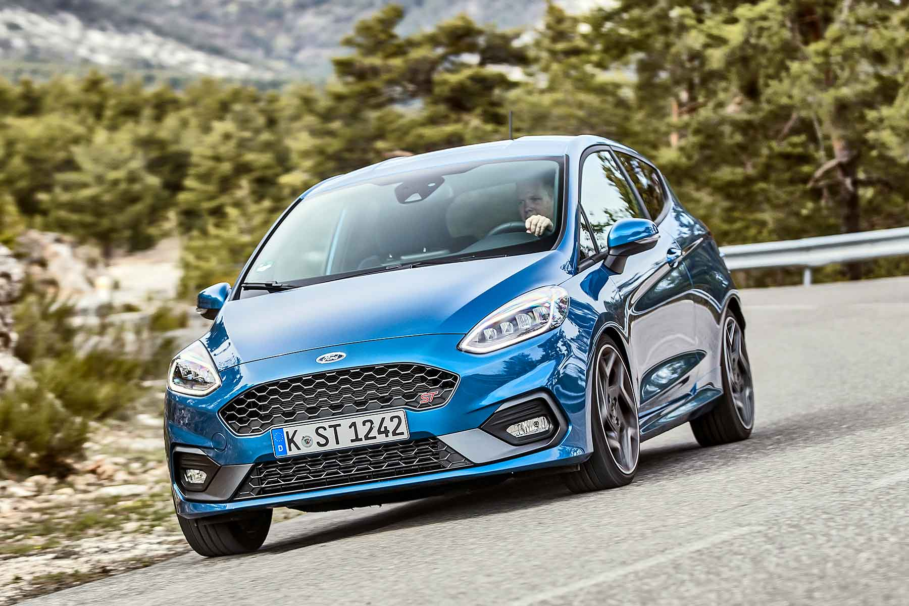 why is the 2018 ford fiesta st such a star car motoring research. Black Bedroom Furniture Sets. Home Design Ideas