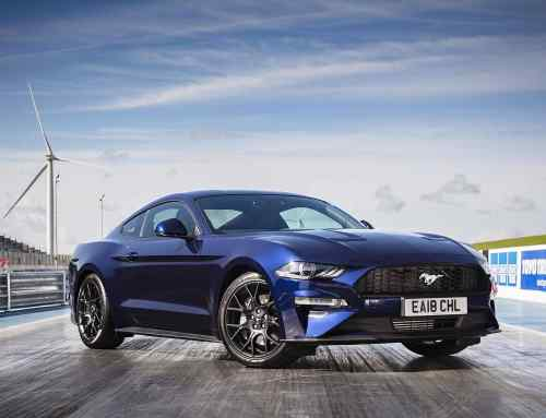 2018 Ford Mustang is greener and noisier