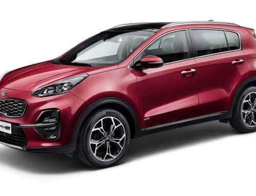 Facelifted Kia Sportage revealed ahead of autumn 2018 launch