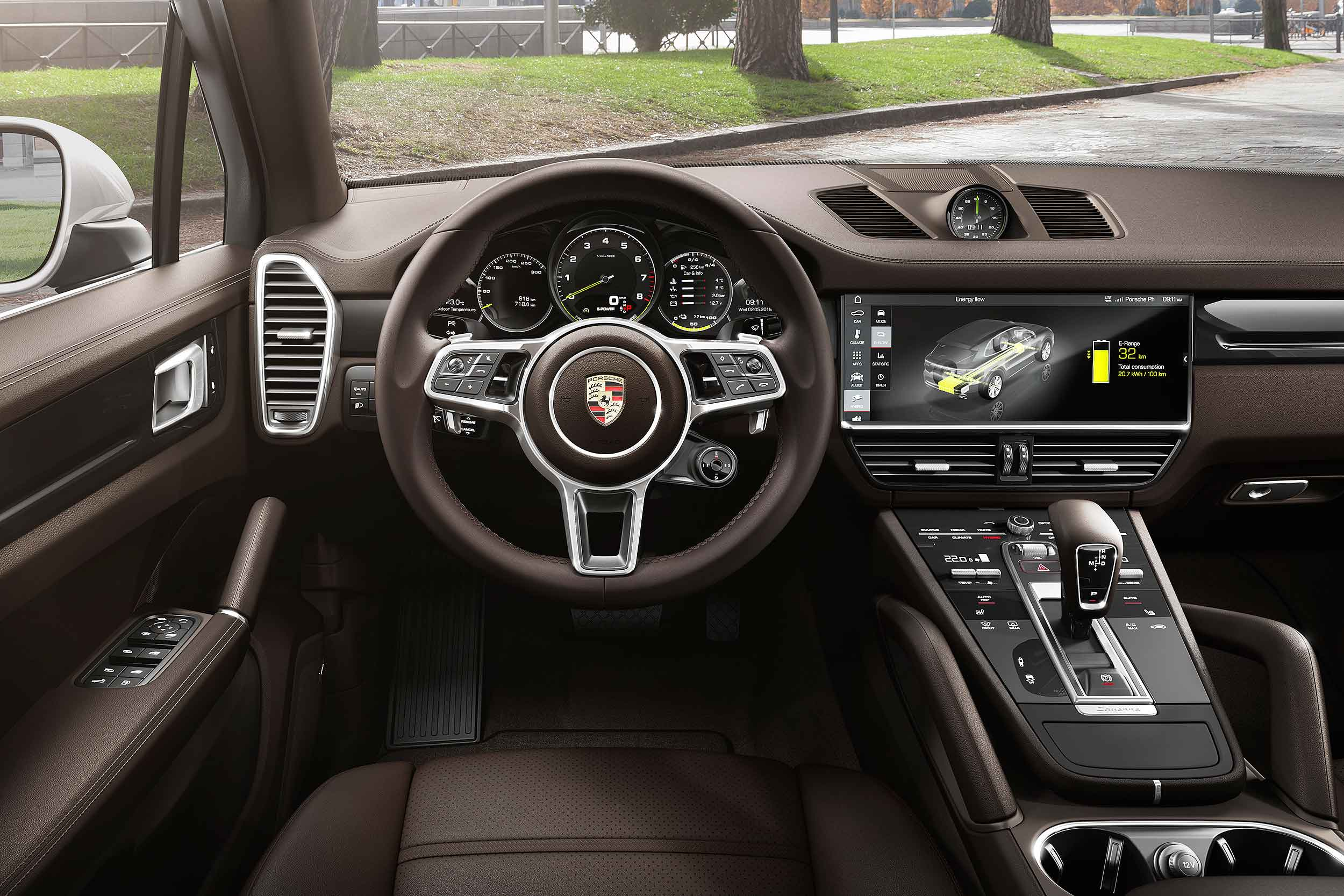 2018 Porsche Cayenne E-Hybrid
