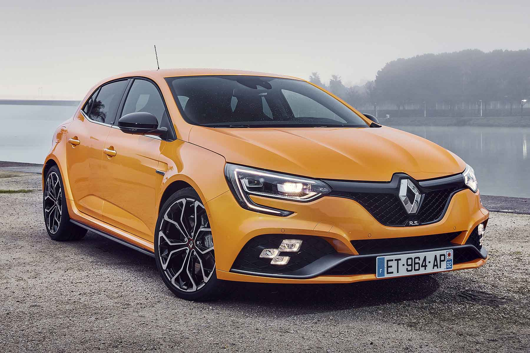 New 2018 Renault Megane R S Prices From 27 495 Motoring Research
