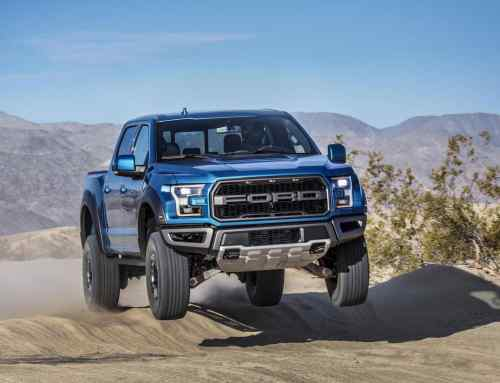 Ford makes the new 2019 F-150 Raptor pick-up even better