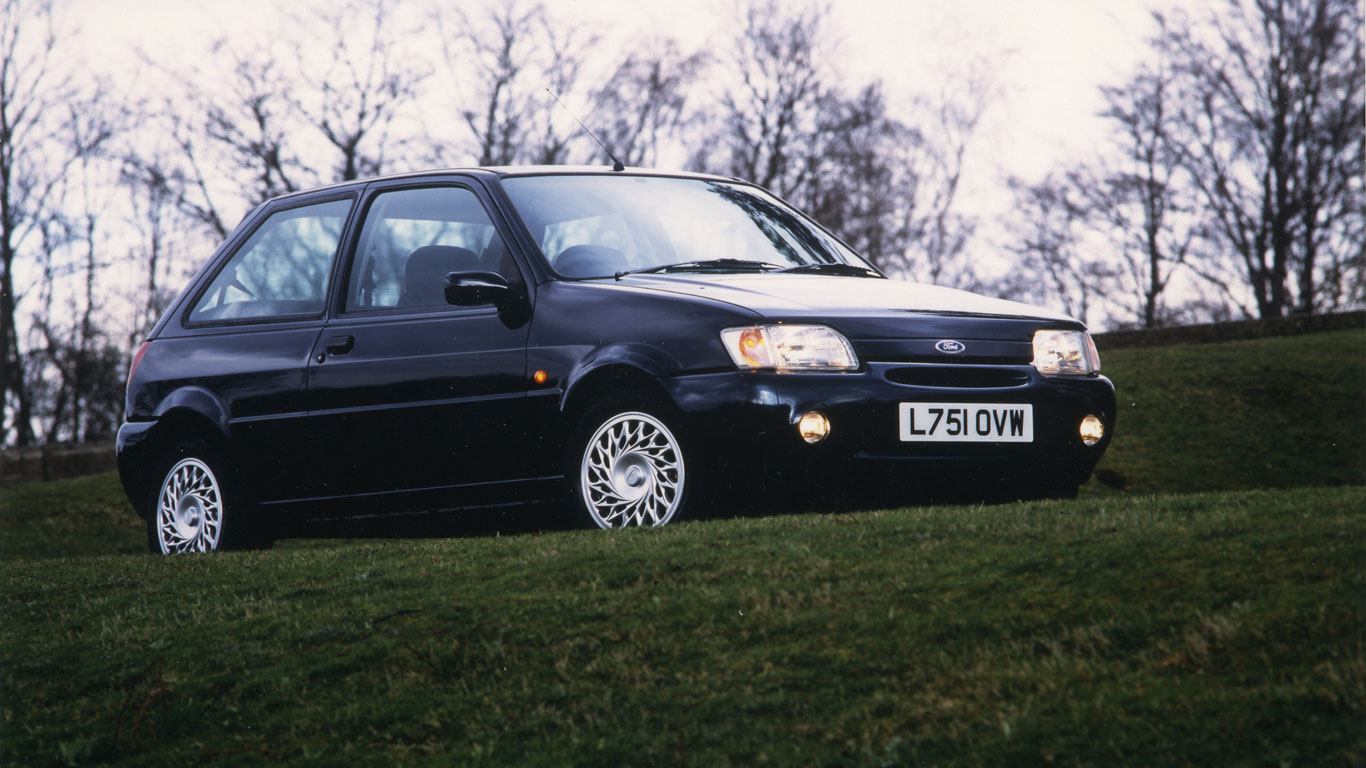Favourite Fast Ford Fiestas