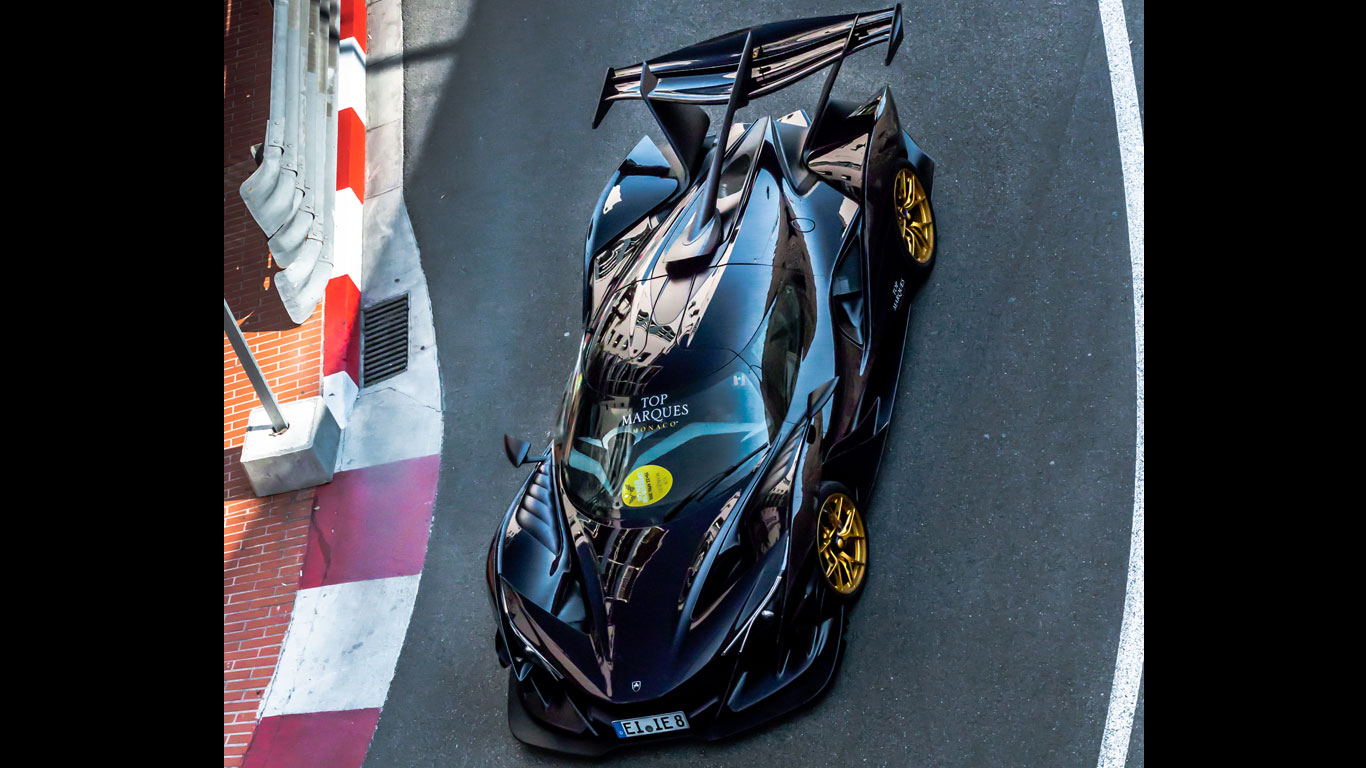 Top Marques: the world's most extreme supercar show