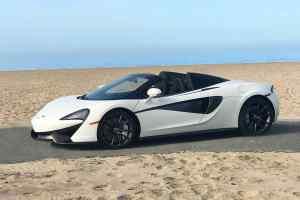 The 5000th McLaren registered in North America