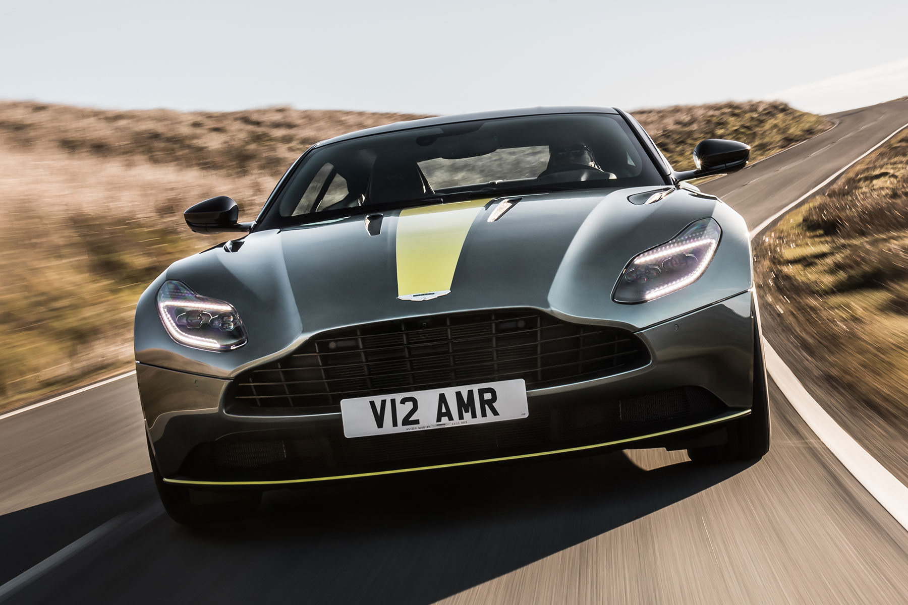 aston martin db11 amr is a 208mph race-tuned flagship | motoring