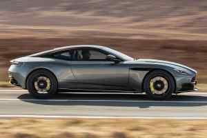 Aston Martin DB11 AMR 2018