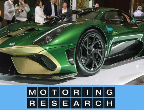 Video: 2018 Brabham BT62 supercar revealed