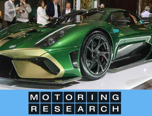Video: 2018 Brabham BT62 supercar revealed