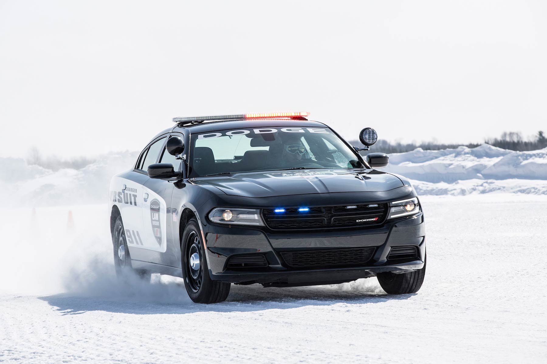 2018 Dodge Charger Police Pursuit V8 AWD