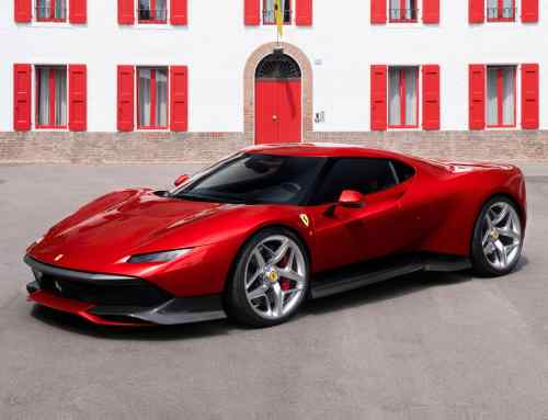 Ferrari SP38 is the latest One-Off creation