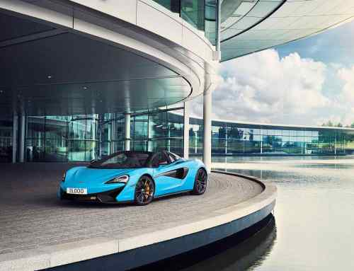 McLaren Automotive has now built 15,000 supercars