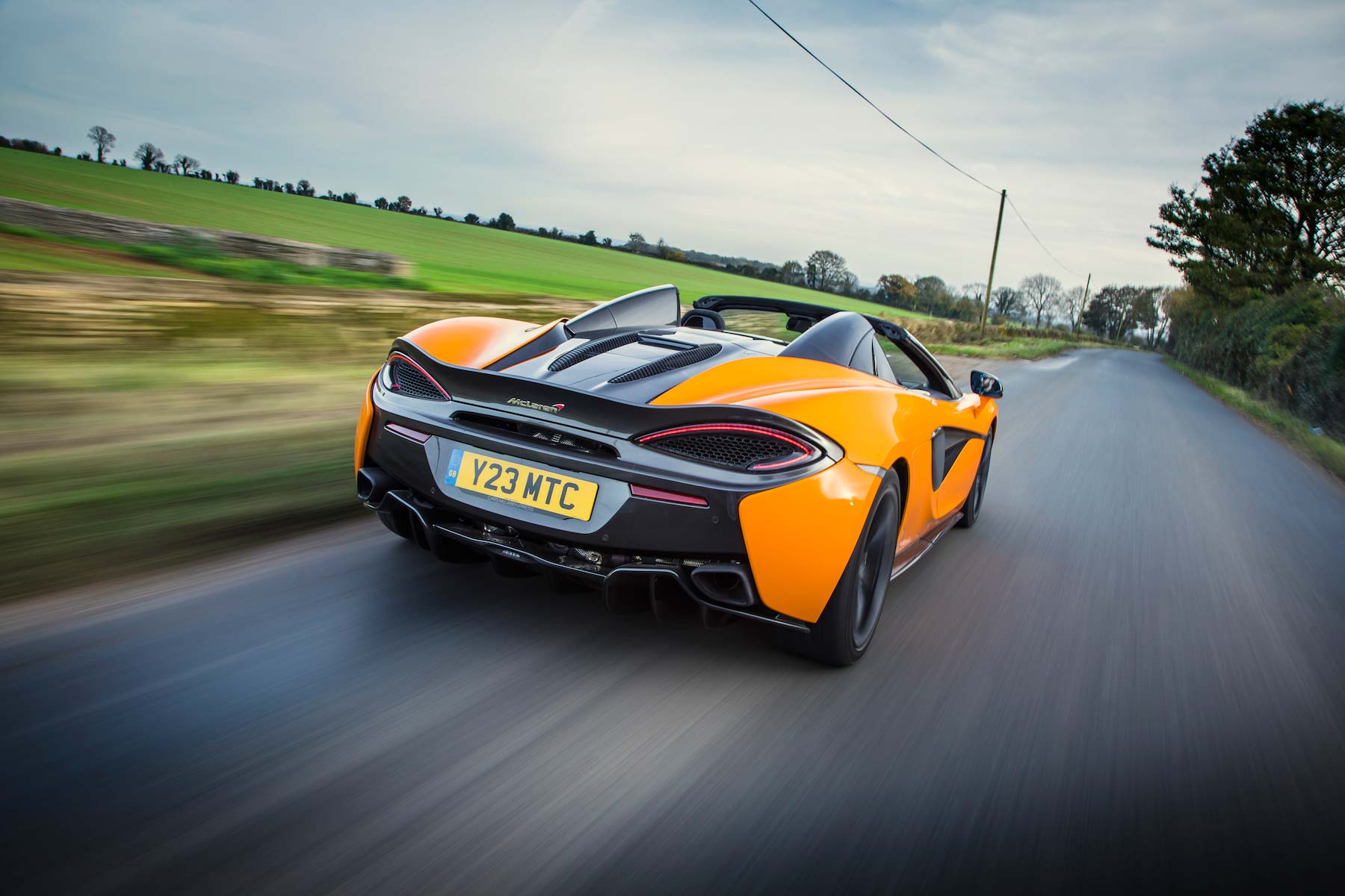 McLaren Automotive New Leeds Dealership