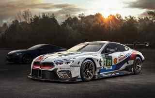 BMW 8 Series Coupe Le Mans 2018 reveal