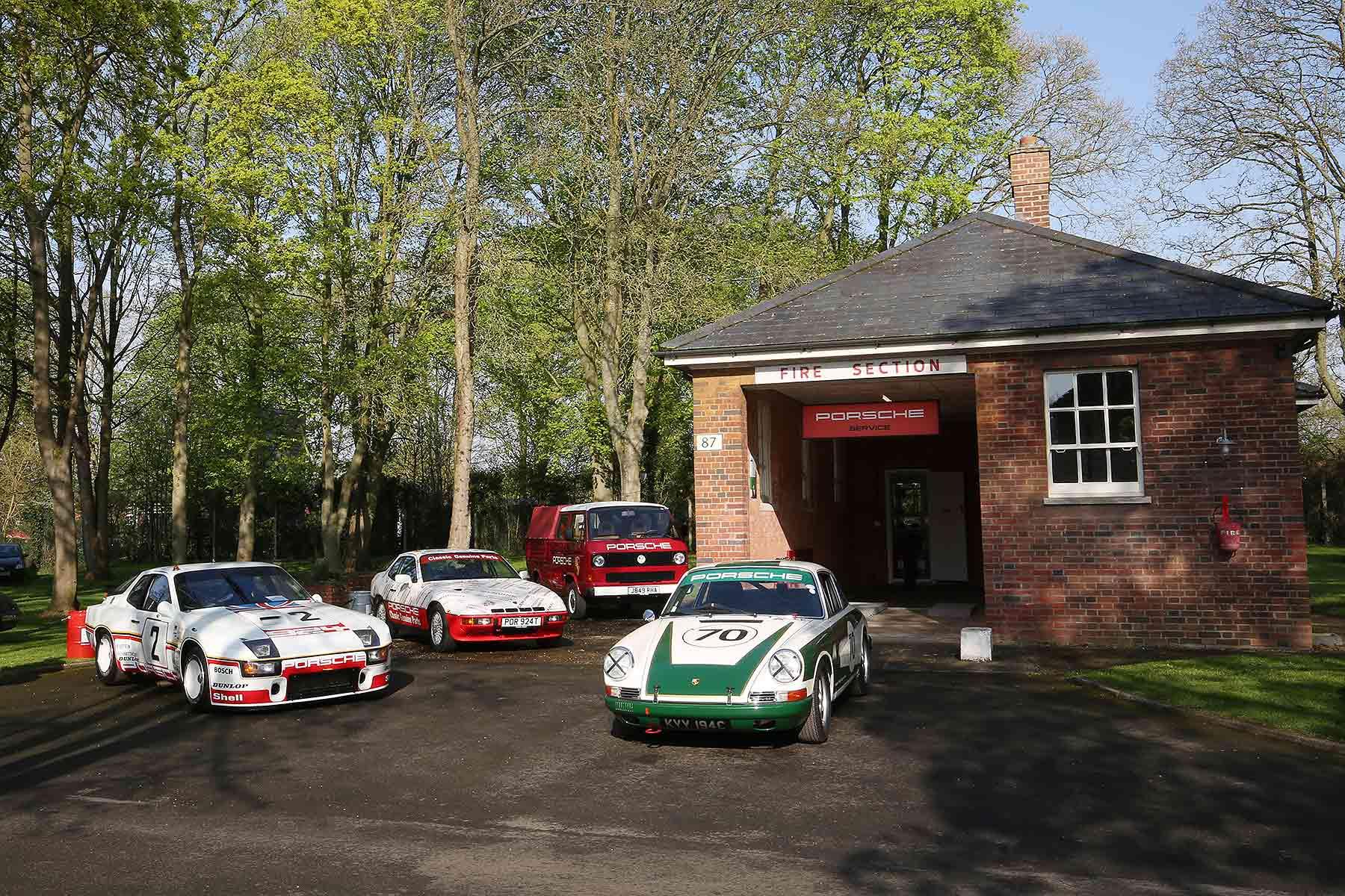 Porsche Classic Life pop-up shop