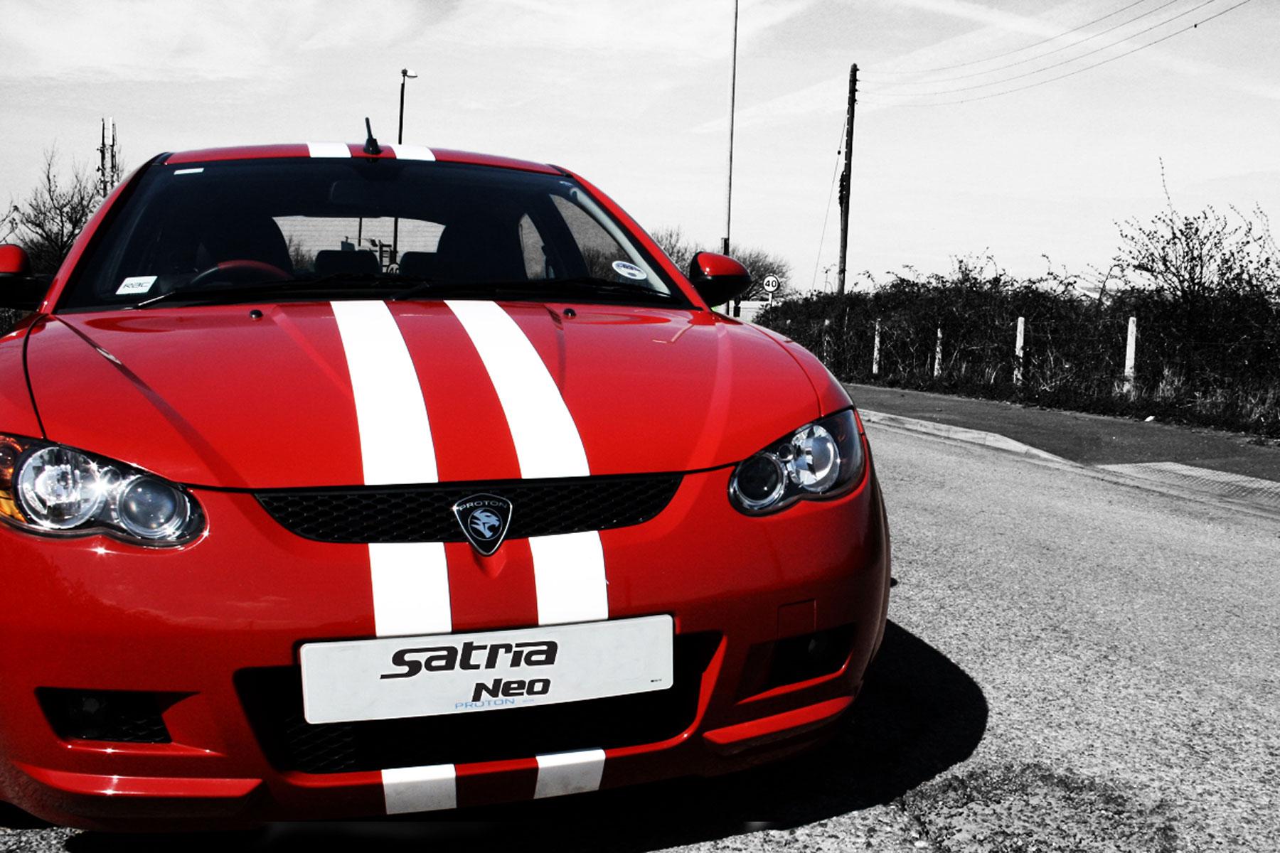 Proton Satria Neo Sport