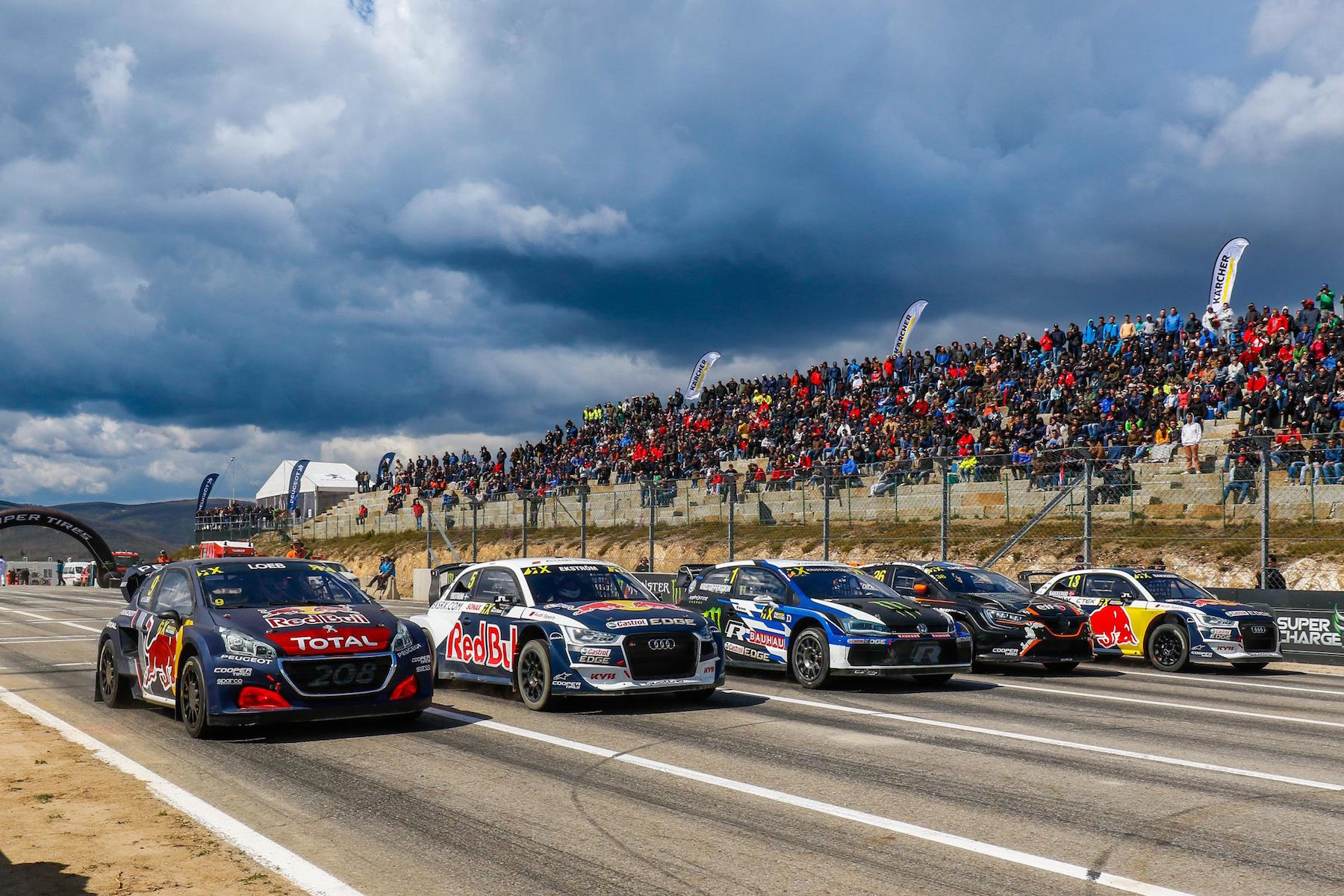 2018 Speedmachine Festival World Rallycross Championship