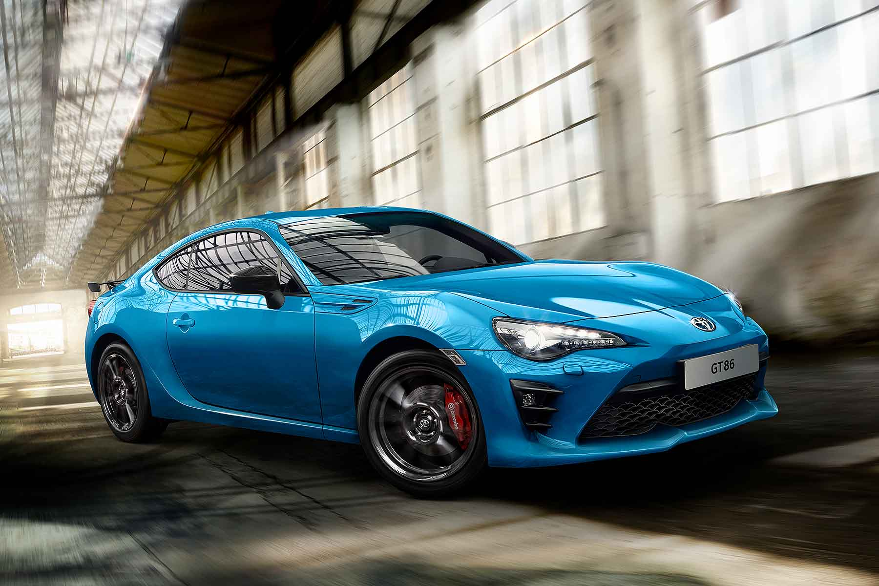One Love: Toyota GT86 Blue Edition revealed | Motoring ...