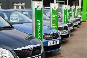 Auto Trader Used Car Values Increase April 2018