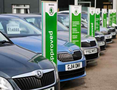 Used car values are on the up says Auto Trader