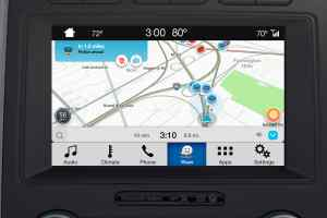 Waze on Ford Sync AppLink