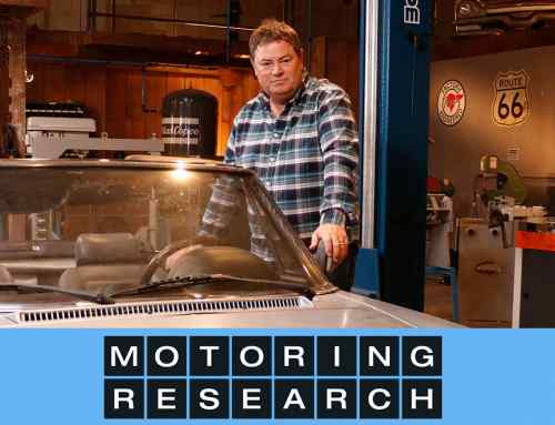 Mike Brewer reveals cars for new Wheeler Dealers