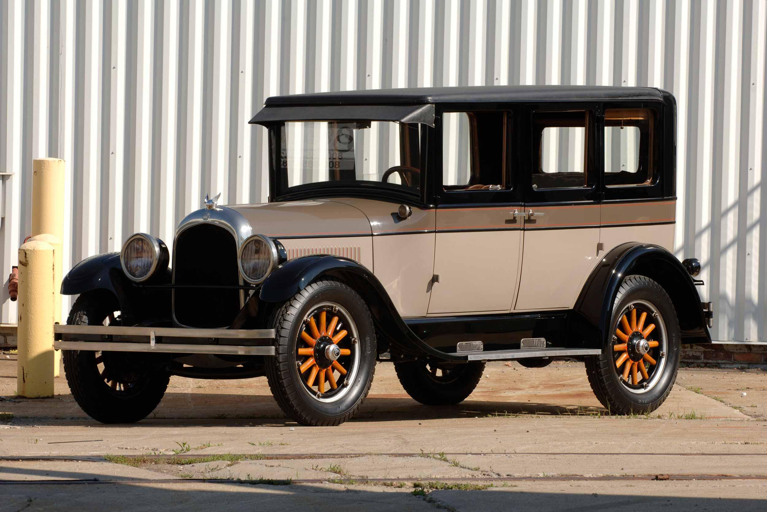 1925 Chrysler B70