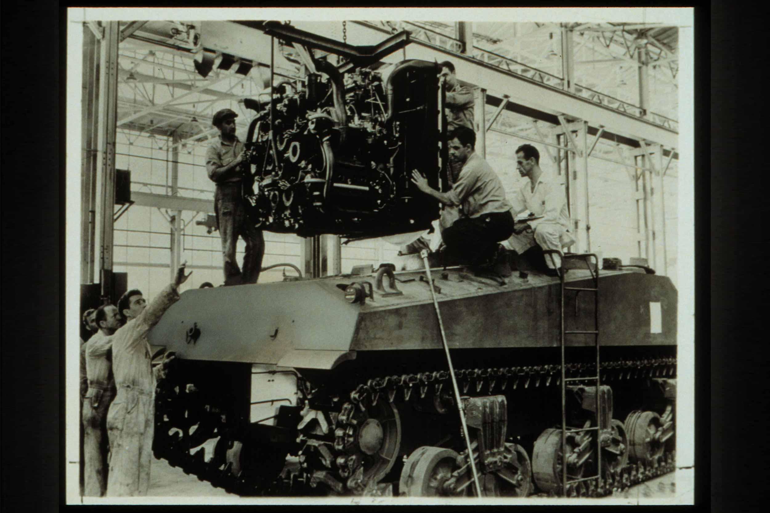 Chrysler Tanks