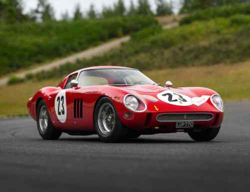 Ferrari 250 GTO: meet the most valuable car in the world