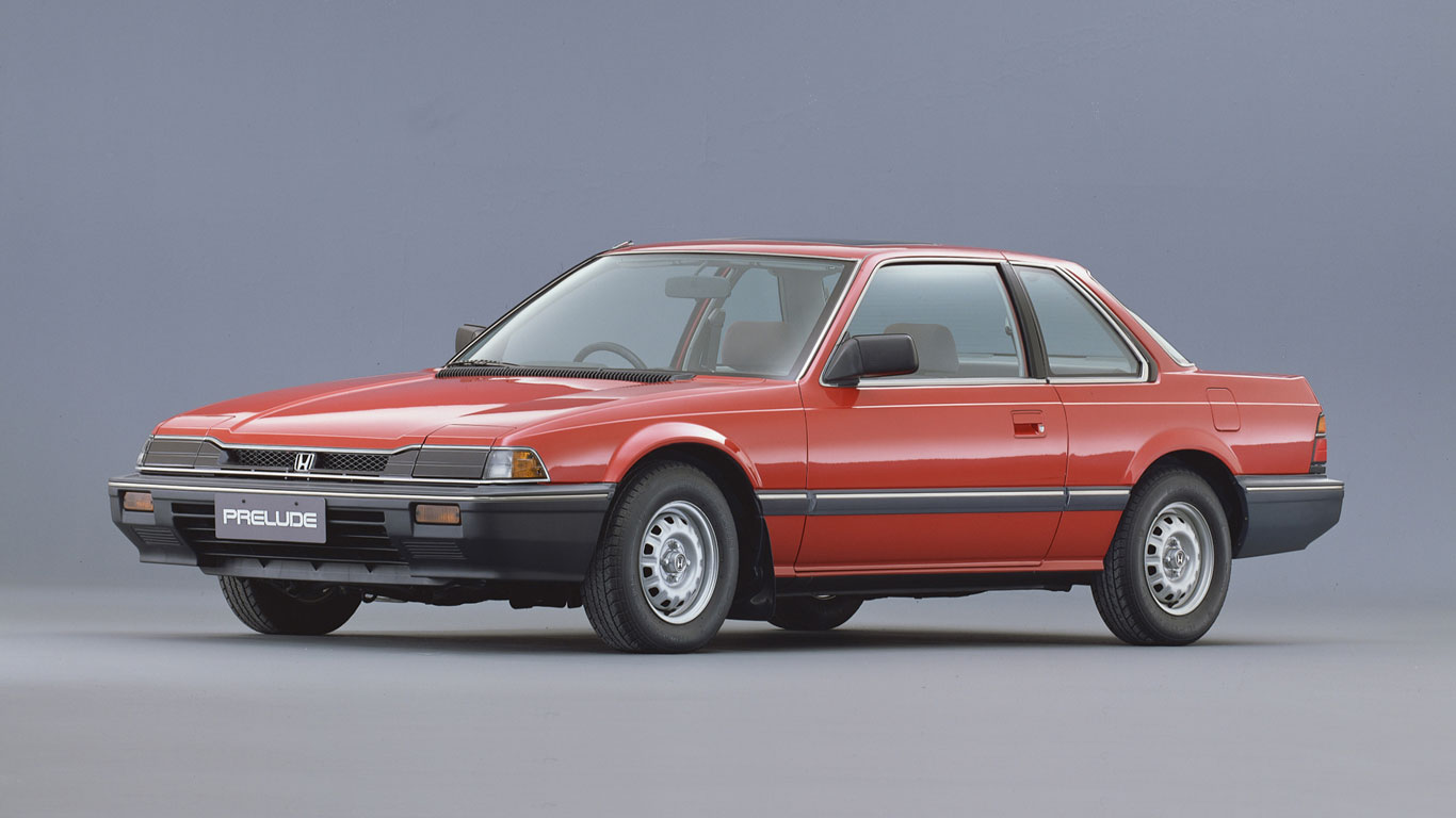 Second-time lucky: cars that didn't peak too soon