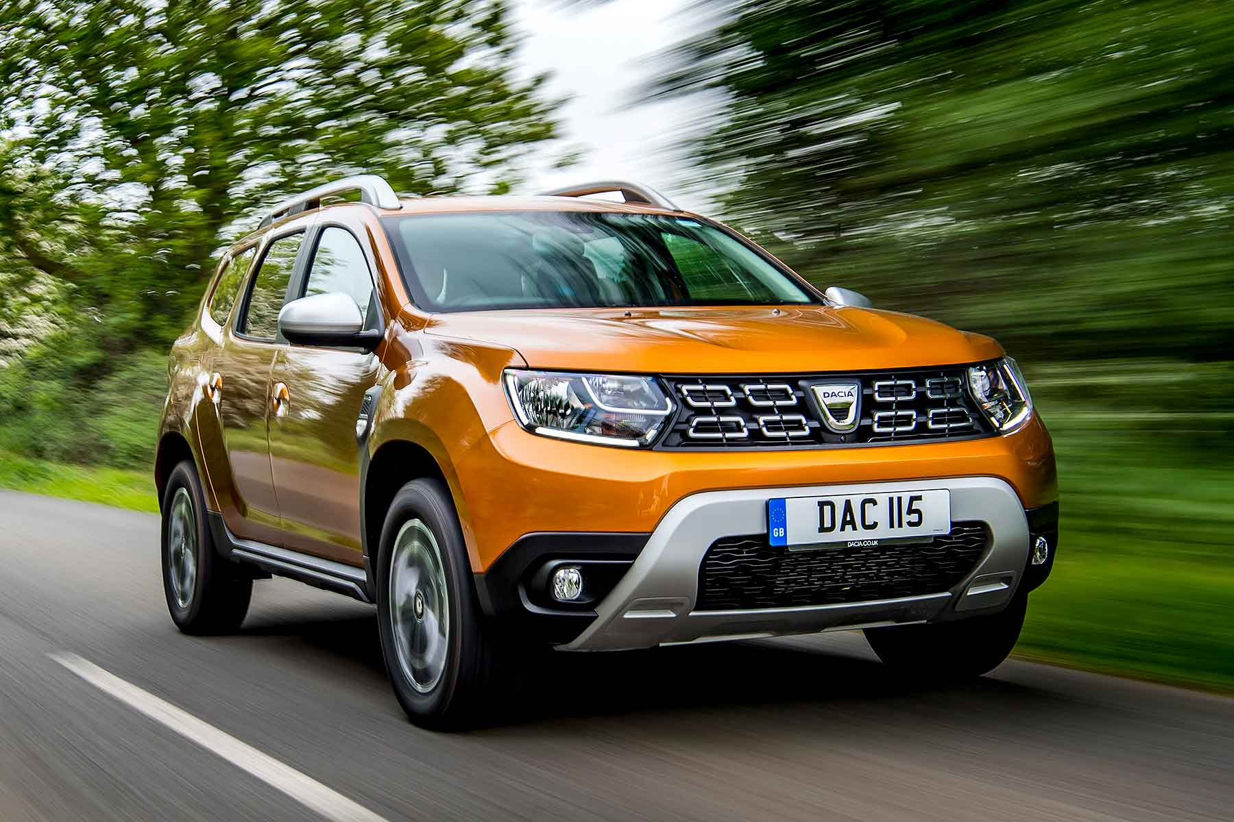 new 2018 dacia duster prices confirmed from 9 995 motoring research. Black Bedroom Furniture Sets. Home Design Ideas