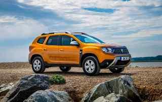 2018 Dacia Duster PCP deals