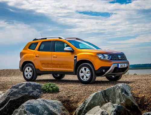 2018 Dacia Duster PCP deals start from £129 a month