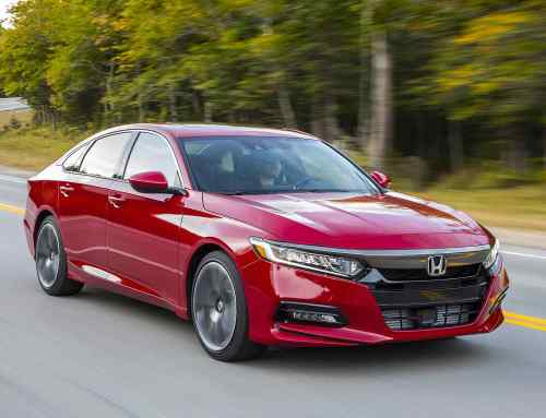 Official: Honda Accord won't return to take on new Toyota Camry