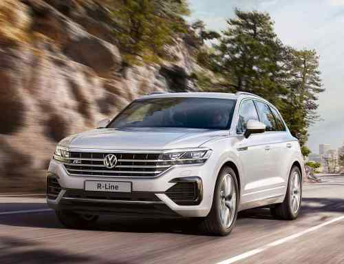 Posh new Volkswagen Touareg SUV priced from £499 a month