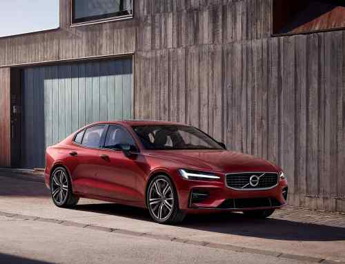 Volvo reveals its first diesel-free car in decades