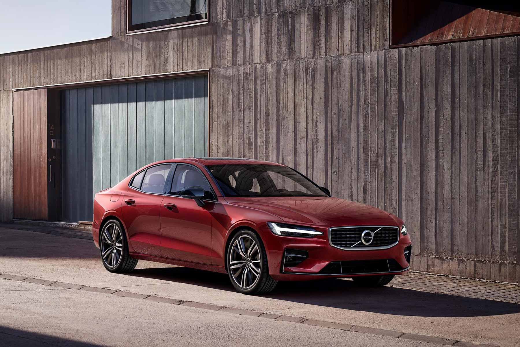 volvo reveals its first diesel free car in decades. Black Bedroom Furniture Sets. Home Design Ideas