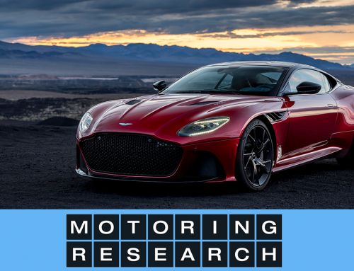 First look video: Aston Martin DBS Superleggera