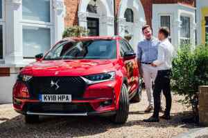 DS 7 Crossback Home Test Drive