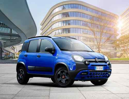 Fiat Panda Waze is a social media influencer