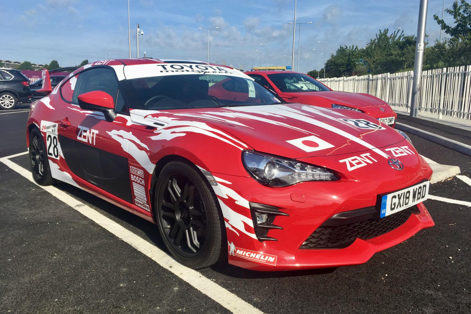 Toyota sports cars