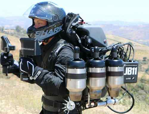 200mph JetPack to fly at Goodwood Festival of Speed 2018