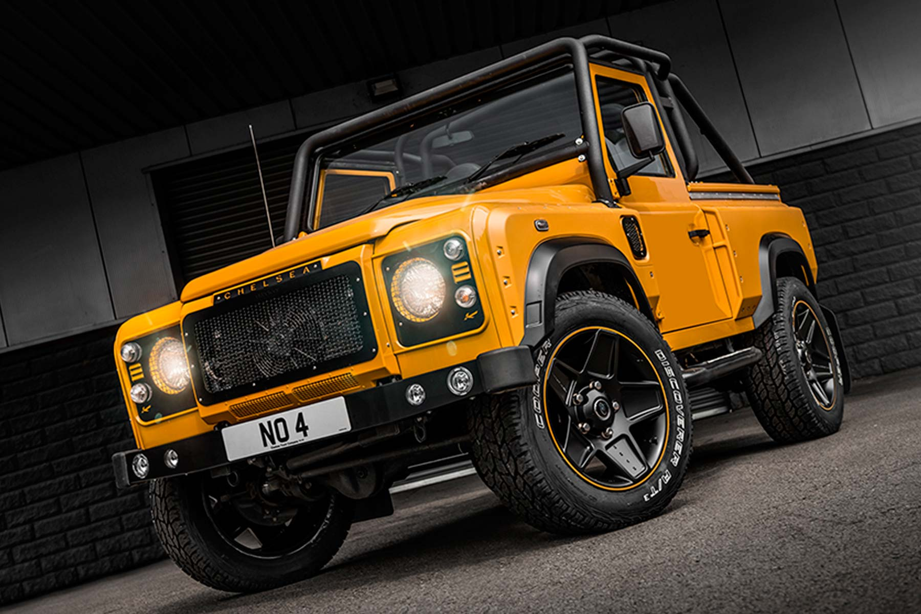 Kahn Chelsea Truck Co. World Cup Edition