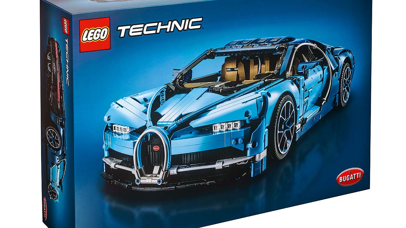 lego bugatti chiron a hypercar in 3 599 pieces motoring. Black Bedroom Furniture Sets. Home Design Ideas