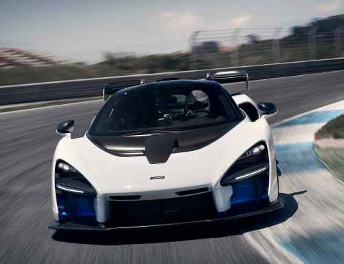 McLaren Senna first drive review: Ayrton would approve