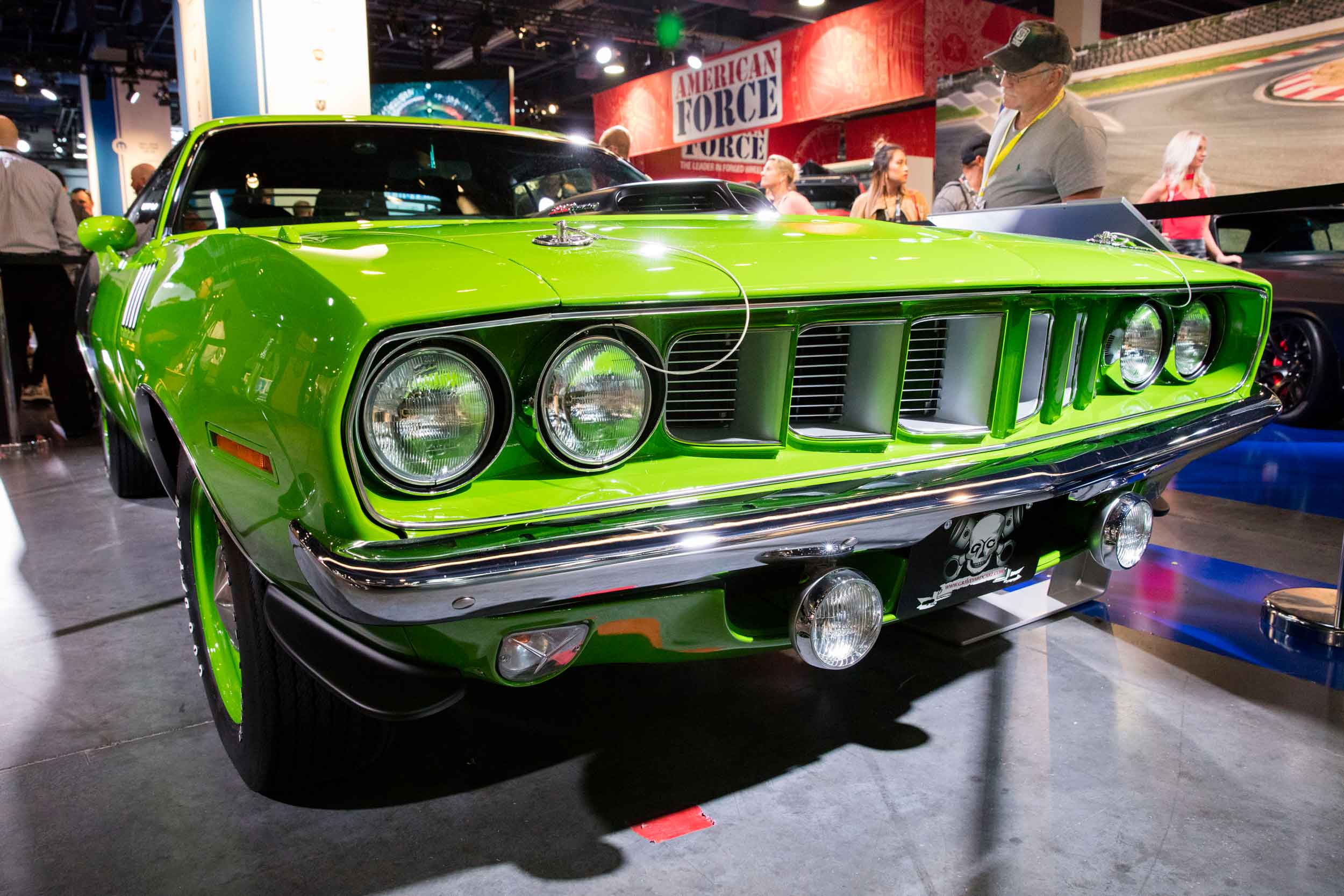 Mopar at SEMA