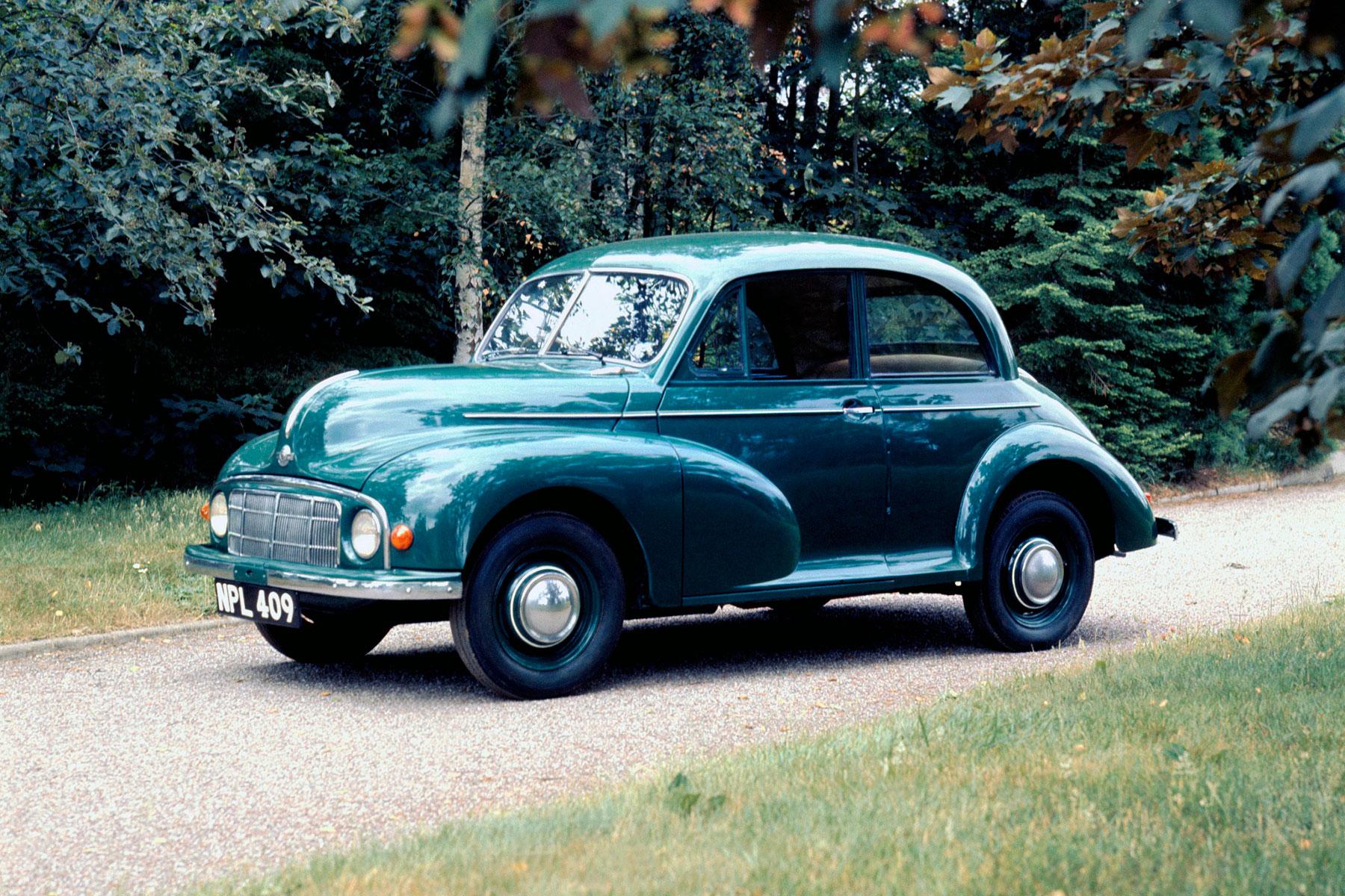 Morris Minor 1949