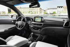 New 2018 Hyundai Tucson Diesel Hybrid