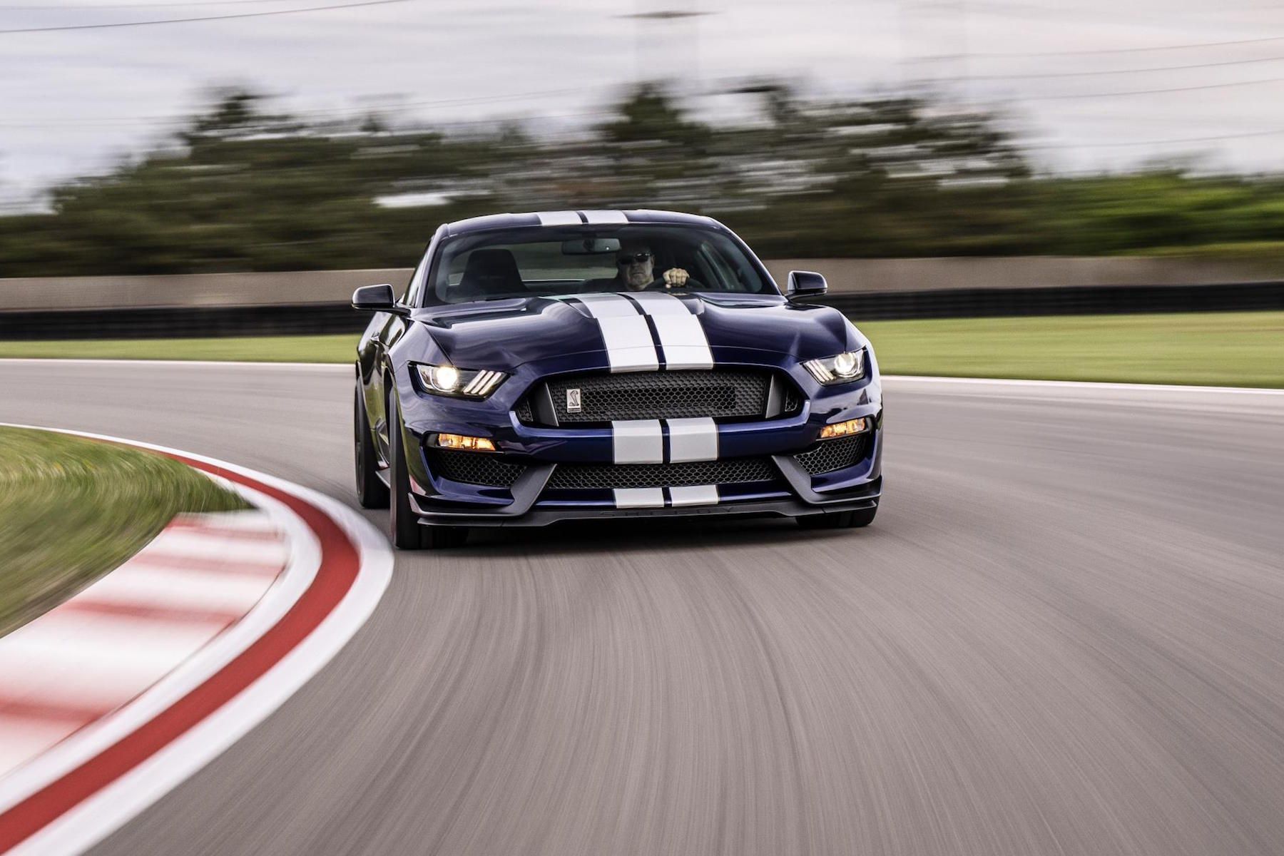 New 2019 ford mustang shelby gt350 gets race proven upgrades