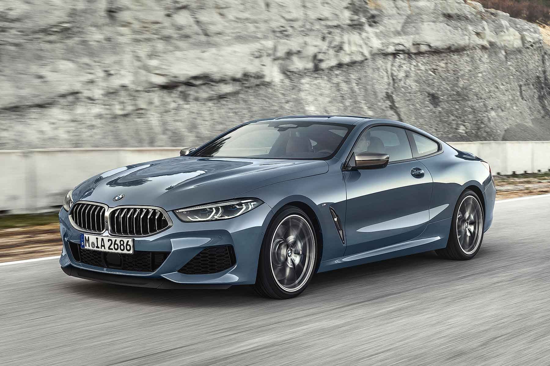 New BMW 8 Series Coupe revealed – a great new 8 ...